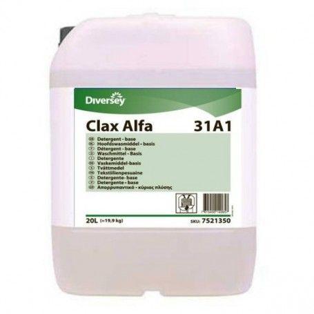 DETERGENTE CLAX ALFA 31A1 20L