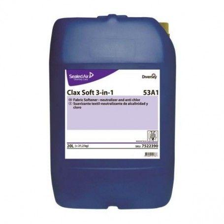 CLAX SOFT 3-EN-1 53A1 20L