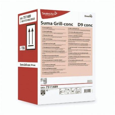 SUMA GRILL D9 SAFEPACK 10L