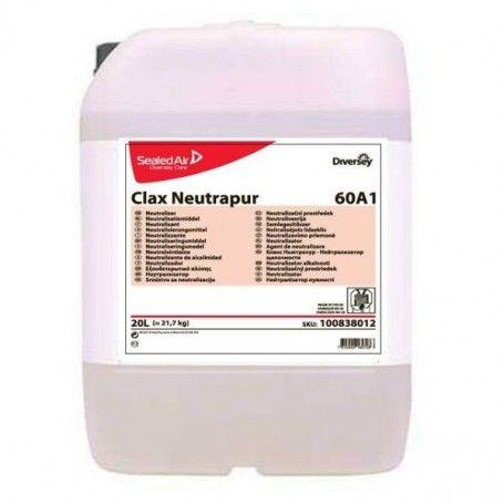 NEUTRALIZANTE DE ALCALINIDAD CLAX NEUTRAPUR 60A1 20L