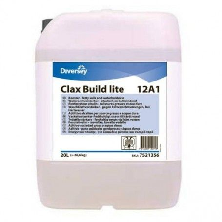 ADITIVO ALCALINO CLAX BUILD LITE 12A1 20L