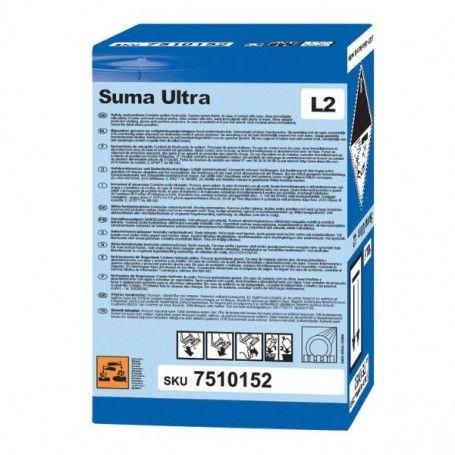 LAVAVAJILLAS AUTOMÁTICO SUMA ULTRA L2 SAFEPACK 10 LITROS
