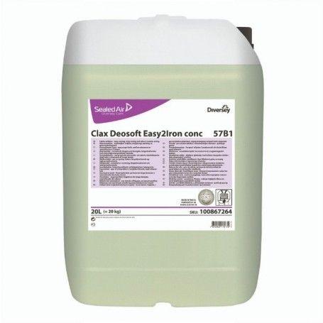 CLAX DEOSOFT EASY2IRON CONCENTRADO 200L