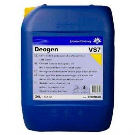 DETERGENTE DESINFECTANTE CLORADO DEOGEN VS7 20L