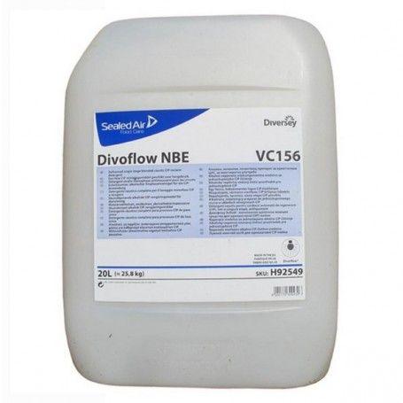 DETERGENTE CÁUSTICO DIVOFLOW NBE VC156 20L