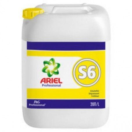 ARIEL DESENGRASANTE S6 20L
