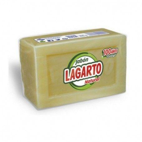 JABÓN LAGARTO PASTILLAS 400 GR
