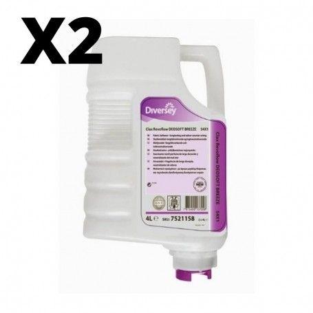 CLAX REVOFLOW DEOSOFT BREEZE 54X1 4L 2 UNIDAD