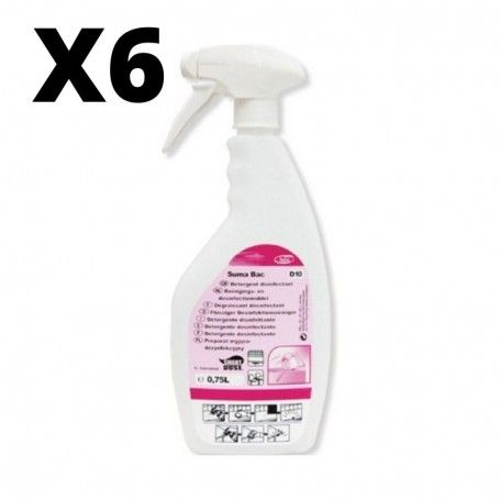 BOTELLA 750ML+ ETIQUETA SMART DOSE 6 UNIDADES